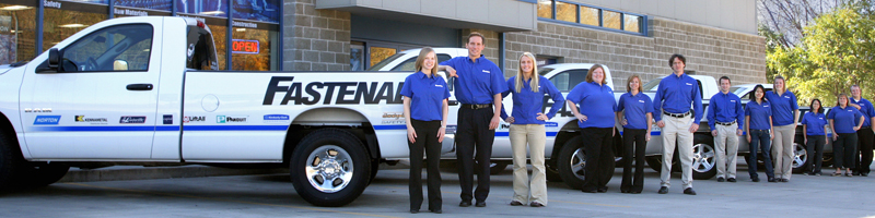 Contact Fastenal with your questions or concerns